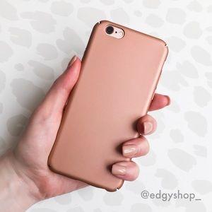 Matte Hard iPhone Case